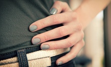 $19 for a Mani-Pedi with Scrub, Short Massage, and Hot-Towel Wrap at San Francisco Street Salon & Spa ($40 Value)