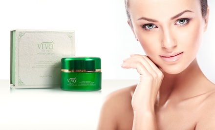 Vivo Per Lei Green Diamond Collagen-Renewal Facial Cream