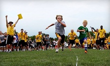 $135 for a Soccer or Lacrosse City Training Camp July 22–26 at Sports Made Personal ($295 Value)