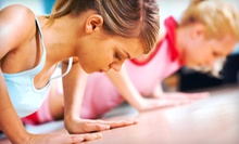 Four-, Eight-, or Sixteen-Week Boot Camp at Square 1 Fitness (Up to 90% Off)