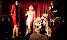 Dinner Show for One or Two from The Murder Mystery Company (52% Off)