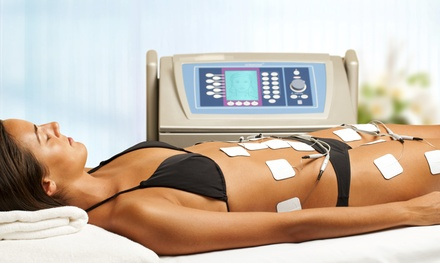 Three Noninvasive Fat Reduction Treatments at Lazy P Spa Center (45% Off)