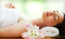 Lomilomi Massage with Option of Foot Treatment or Mani-Pedi and Energy Healing at Lomi-Foot N Body (Up to 55% Off)