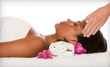 Swedish Massage with Exfoliation at Grace Robinson and Mandy Gail at Hands of Grace Massage (Up to 52% Off)