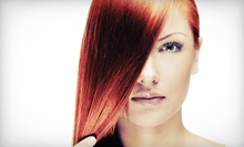 One or Two Keratin Straightening Treatments at Mitra Hair Salon (Up to 74% Off)