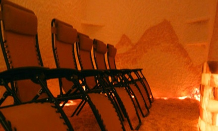 45-Minute Salt-Cave Sessions at Salt Therapy of Georgia (Up to 48% Off)