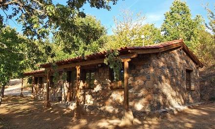 Cepo Verde — Bragança: 2 noites em bungalow para duas ou quatro pessoas desde 39€