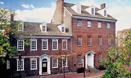 Historic Alexandria Candlelight Tour for 2, 4, or 6 on December 13 or 14 from Historic Alexandria (50% Off)