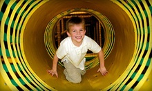 $25 for Seven All-Day Play-Center Visits at Jungle Java (Up to $52.50 Value)