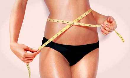 One-Hour Weight-Loss Body Wrap or Express LA Slim Wrap at Wrapped in Wellness (Up to 68% Off)