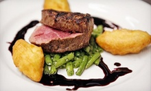 $30 for $60 Worth of Seasonal American Food for Dinner at Room 39