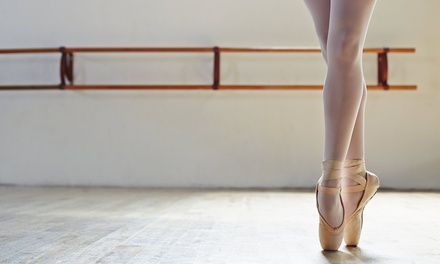 The Ballet Space at Soul Purpose Studio (Up to 78% Off). Four Options Available.