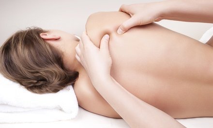 60-Minute Swedish or Deep-Tissue Massage at All Therapeutic Massage (Up to 50% Off)