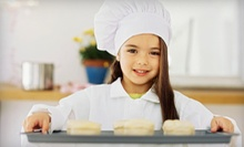 Cooking Class for One, Two, or Four Kids, or In-Home Cooking Class from MJ Creations Sweets and Treats (Up to 70% Off)