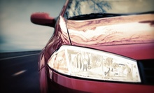 $14 for Three Express Exterior Car Washes at Diablo Car Wash & Detail Center ($29.85 Value)