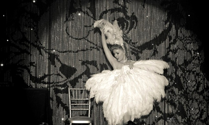 Proud Cabaret Brighton - Brighton: Proud Cabaret Brighton: Three-Course Dinner With Burlesque Show, Programme and Bubbly for £26 (61% Off)