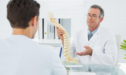 $39 for $120 Worth of Complete Spinal Exam at Dr. Don Shaffer Chiropractic