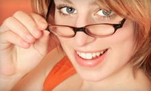 $39 for a Vision Exam and $150 Toward a Pair of Prescription Eyewear at Owosso Eye Care (a $294 value)