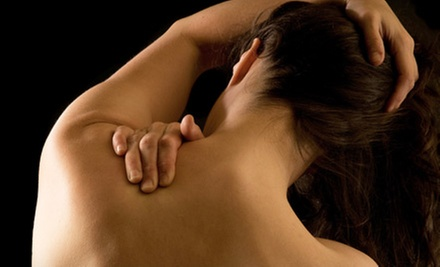 Chiropractic Exam, X-rays, Adjustment, and Optional Hydromassage at Back to Health Chiropractic (Up to 85% Off)