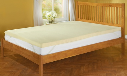 Starry Night Memory Foam Mattress Topper