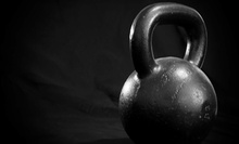 Four or Six Weeks of Unlimited Kettlebell or Extreme Cage Fighter Workout Classes at MMA Underground (Up to 74% Off)