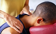 Chiropractic Services at A Touch of Health Chiropractic Wellness Center (Up to 72% Off). Three Options Available.