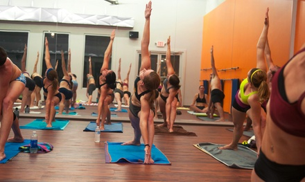 Two Months or One Year of Bikram Yoga Classes at Bikram Yoga Pittsburgh (Up to 84% Off)
