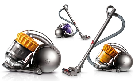 Dyson DC39 Multifloor Canister Vacuum (Refurbished)