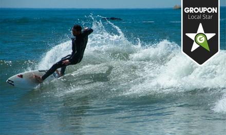 Surf in Monkeys — Matosinhos: 3h de aulas de surf para 1 ou 2 pessoas desde 14,90€
