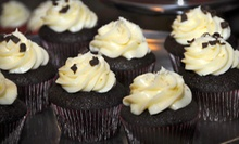Gourmet Cupcakes, Pastries, and Coffee at Sweetooth Katonah (Up to 58% Off). Four Options Available.