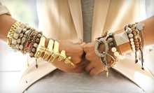 $15 for $30 Worth of Fashion Jewelry at Bling