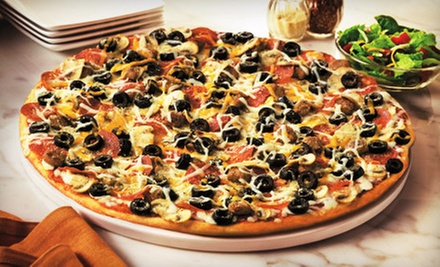 $8 for $16 Worth of Pizza and 20% Off Next Order at Papa Murphy&#x27;s Take &#x27;n&#x27; Bake Pizza