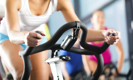 5 or 12 Indoor-Cycling Classes, or One Month of Unlimited Indoor-Cycling Classes at Revolution (Up to 63% Off)
