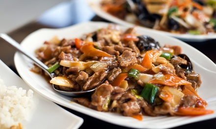 Chinese Dinner Buffet for Two or Four at Dover Hibachi Buffet (Up to 44% Off)