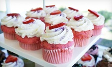 $12 for One Dozen Cupcakes at mmmm Delicious Cupcakes ($24.91 Value)