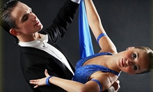 $25 for Three Private Lessons, One Group Class, and a Practice Party for One or Two at Elegance Ballroom ($125 Value)