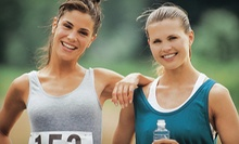 $59 for Entry for Four-Person Relay Team with T-Shirts, Post-Race Party, and Drinks at Martini Mile ($120 Value)