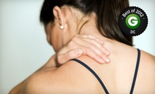 $45 for a Chiropractic Consultation, Exam, Massage, and X-rays with Three Adjustments at Terrapin Care Center