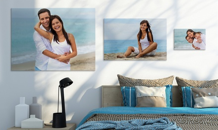 One or Two Custom Canvas Prints from CanvasOnSale (Up to 87% Off). Five Options Available.