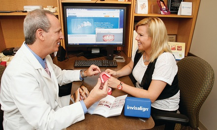 $49 for an Exam and X-Rays and $1,000 Toward Invisalign at Atlanta Dental Center ($1,460 Value)