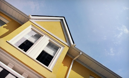 Exterior Washing for Up to 20 or 30 Residential Windows from A Touch of Glass, LLC (Up to 71% Off)
