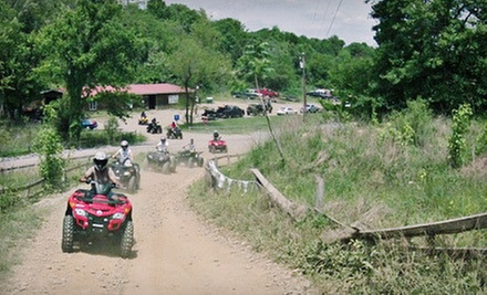Guided Off-Road ATV Rentals for One or Up to Eight from Four Wheelin' Expeditions (Up to 58% Off)