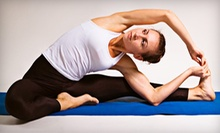 6 or 11 Yoga Classes at The Karma Vault (Up to 64% Off)