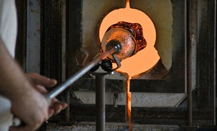 $49 for a Flower-Making Workshop at Slow Burn Glass ($125 Value)