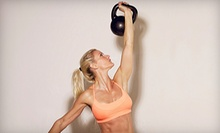 $39 for Four Weeks of Unlimited Boot Camp at Tyler English Fitness ($297 Value)