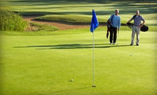$69 for an 18-Hole Round of Golf with Small Buckets of Range Balls for Two at Royal Niagara Golf Club ($181 Value)