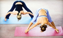 10 or 20 Pilates Mat Classes at Pilates on 3rd (Half Off)