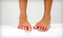 Nail-Fungus Treatment for One or Both Feet from Jersey Foot Care (75% Off)