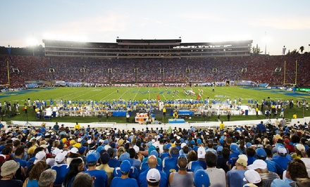 $39 to See a UCLA Bruins Football Game Against the Stanford Cardinal at the Rose Bowl on November 28 ($72.75  Value)