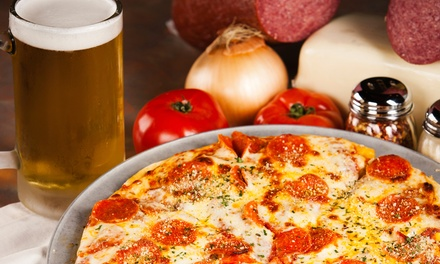 Pizza Meal with Beers and Apps for Two or Four at Nash Vegas (Up to 40% Off)